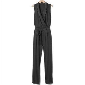 Gap Black Soft Jumpsuit